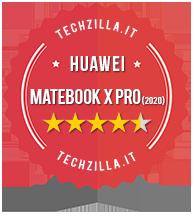 Badge Huawei Matebook X Pro 2020
