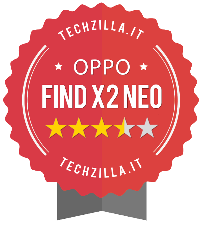 Badge Oppo FInd X2 Neo