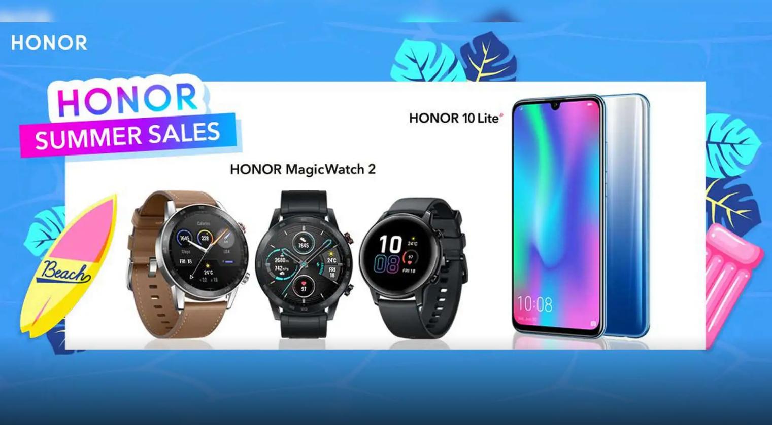 honor summer sale