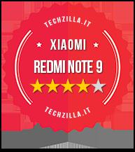 Badge Xiaomi Redmi Note 9