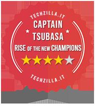 Badge Captain Tsubasa: Rise of the Champions