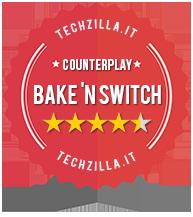 Badge Bake 'n Switch