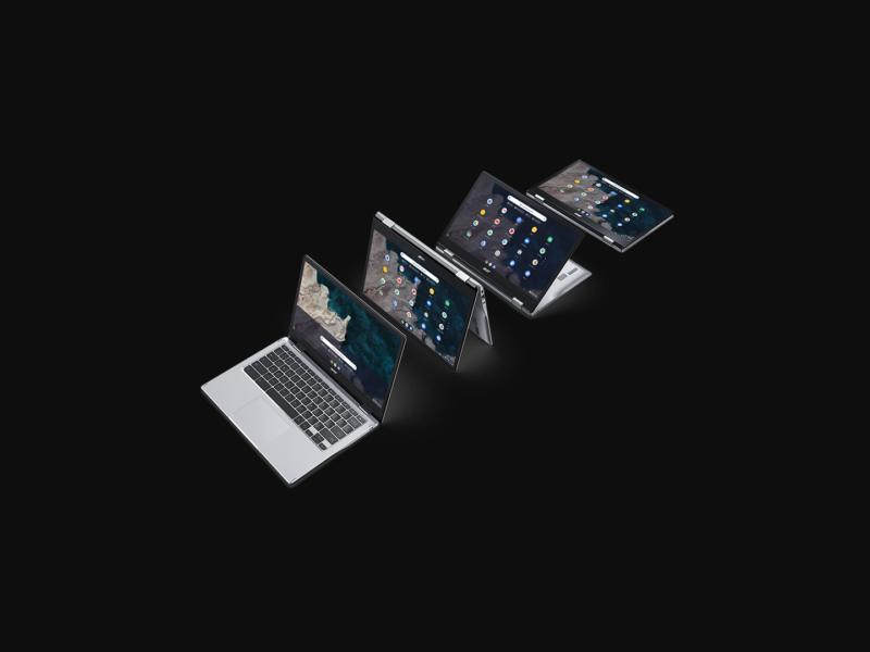 Chromebook nuovi