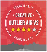 Badge Creative Outlier Air V2
