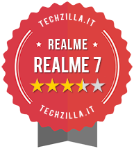 Badge Realme 7