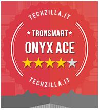 Badge Tronsmart Onyx Ace