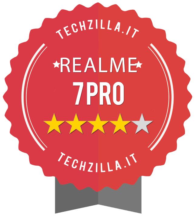 Badge Realme 7 Pro