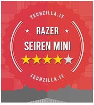 Badge Razer Seiren Mini