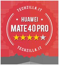 Badge Huawei Mate 40 Pro