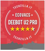 Badge Deebot u2 pro