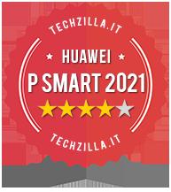 Badge HUAWEI P SMART 2021