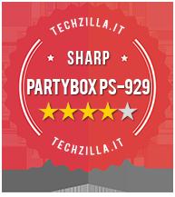 Badge Sharp PS-929