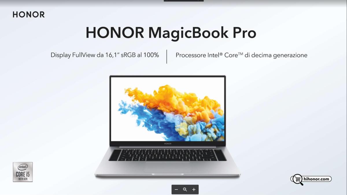 FireShot Capture 268 HONOR lancia il nuovo HONOR MagicBook PRO con processore Intel tech mail.google.com