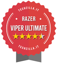 Badge Razer Viper Ultimate Cyberpunk 2077