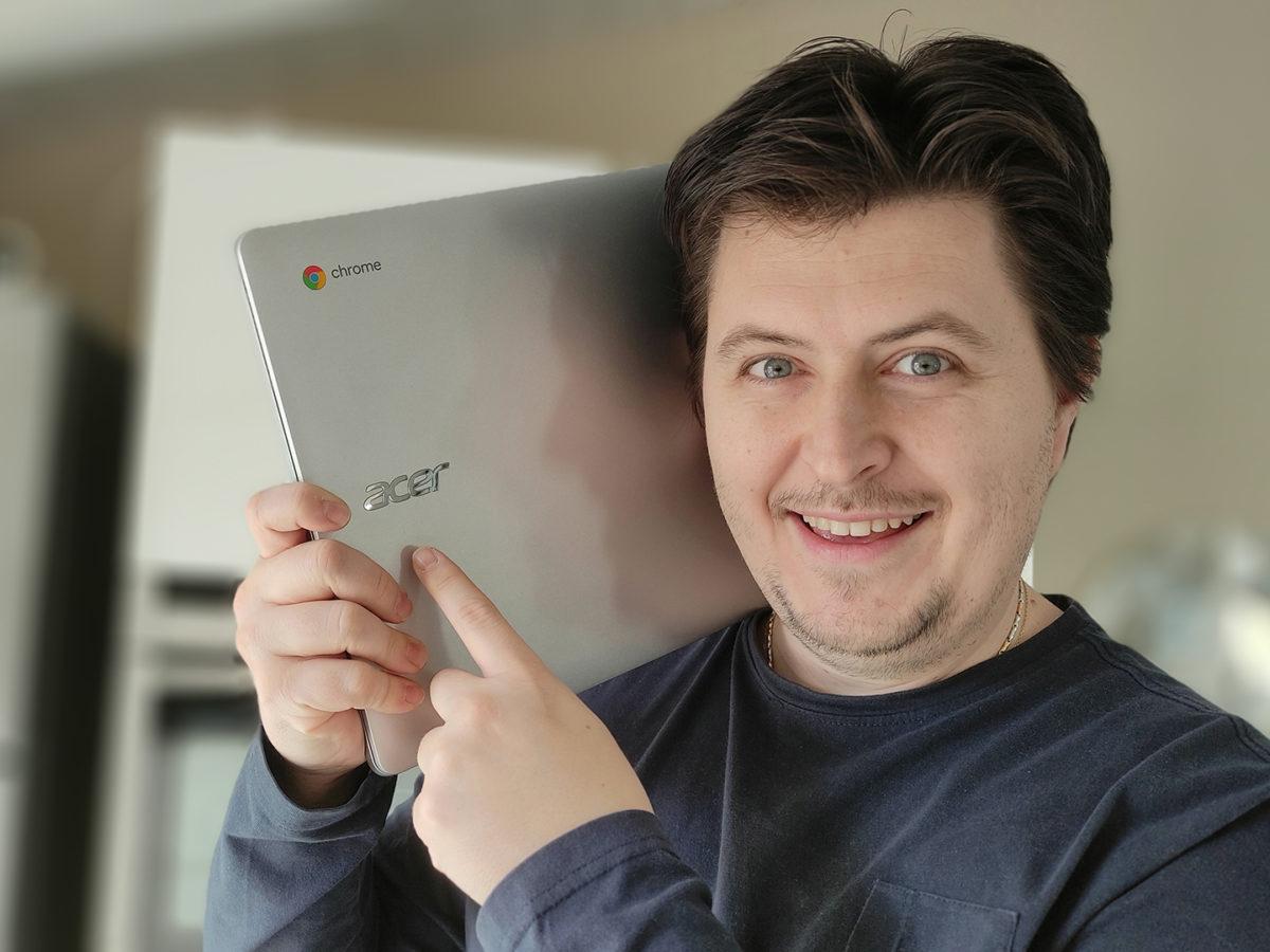 Acer Chromebook 315 Recensione