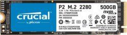 Crucial P2 M.2 500GB