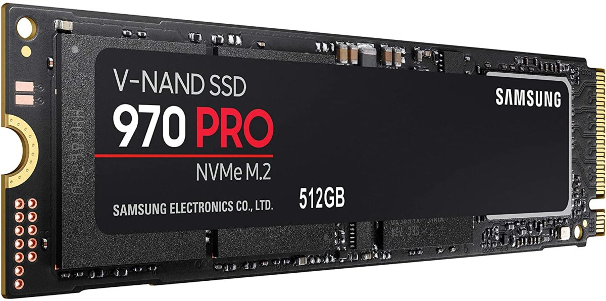 Samsung MZ V7P512 970 PRO SSD 512 GB M.2