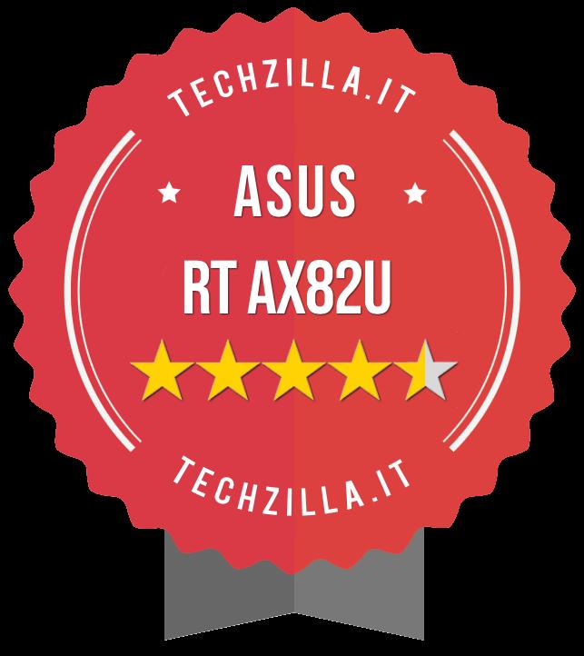 Badge Asus RT AX82U