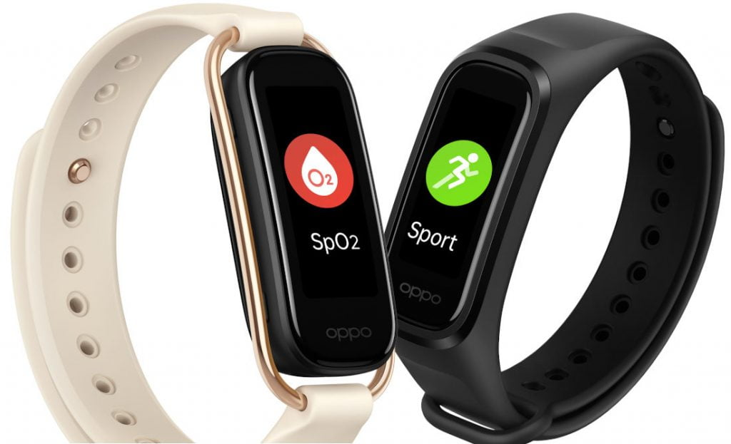 1615218455 AMOLED SpO2 inexpensive Oppo Band Style smart bracelet made it