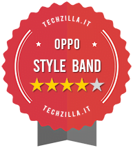 Badge Oppo Band Style