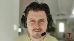 Cuffie gaming Audio Technica ATH G1WL