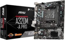 MSI A320M-A Pro