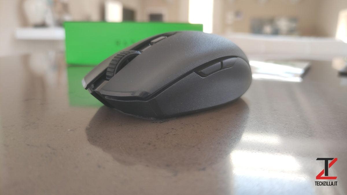 Razer Orochi v2 mouse wireless