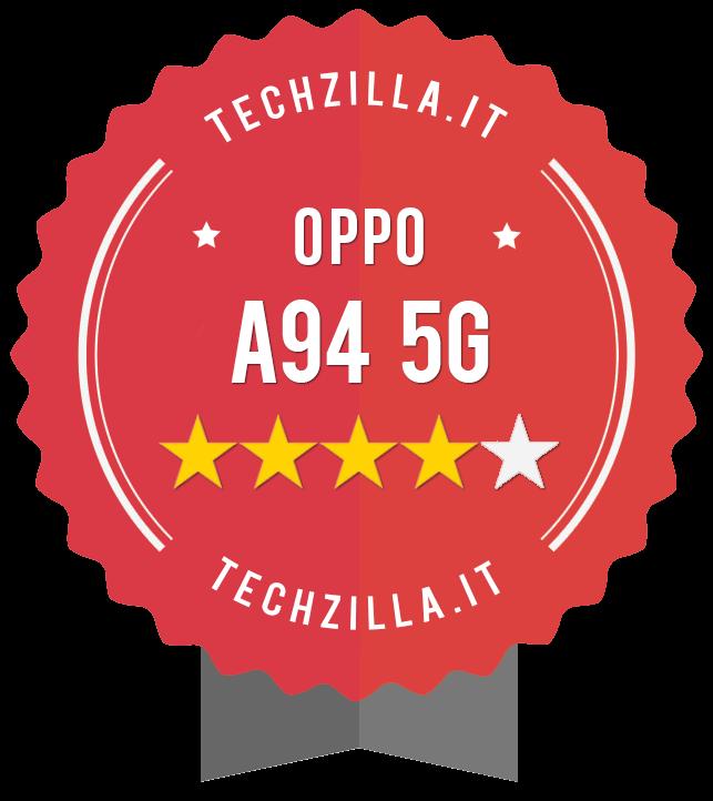 Badge Oppo A94 5G