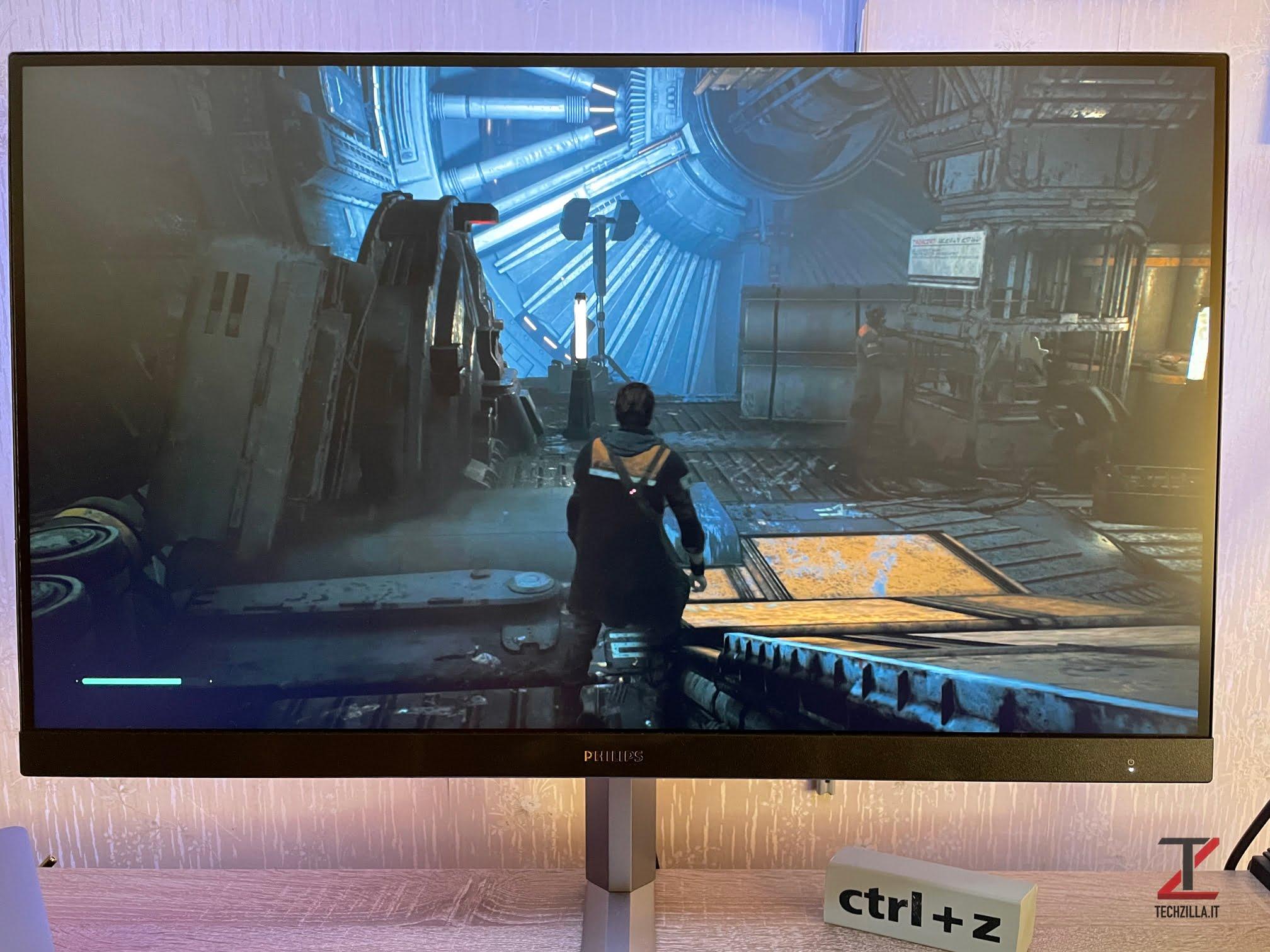 Philips Momentum 4K 27 - Gaming