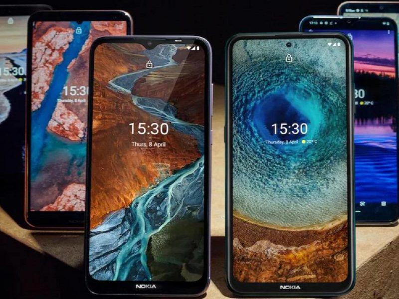 Nuovo Nokia X20 e tutta la nuova gamma di smartphone