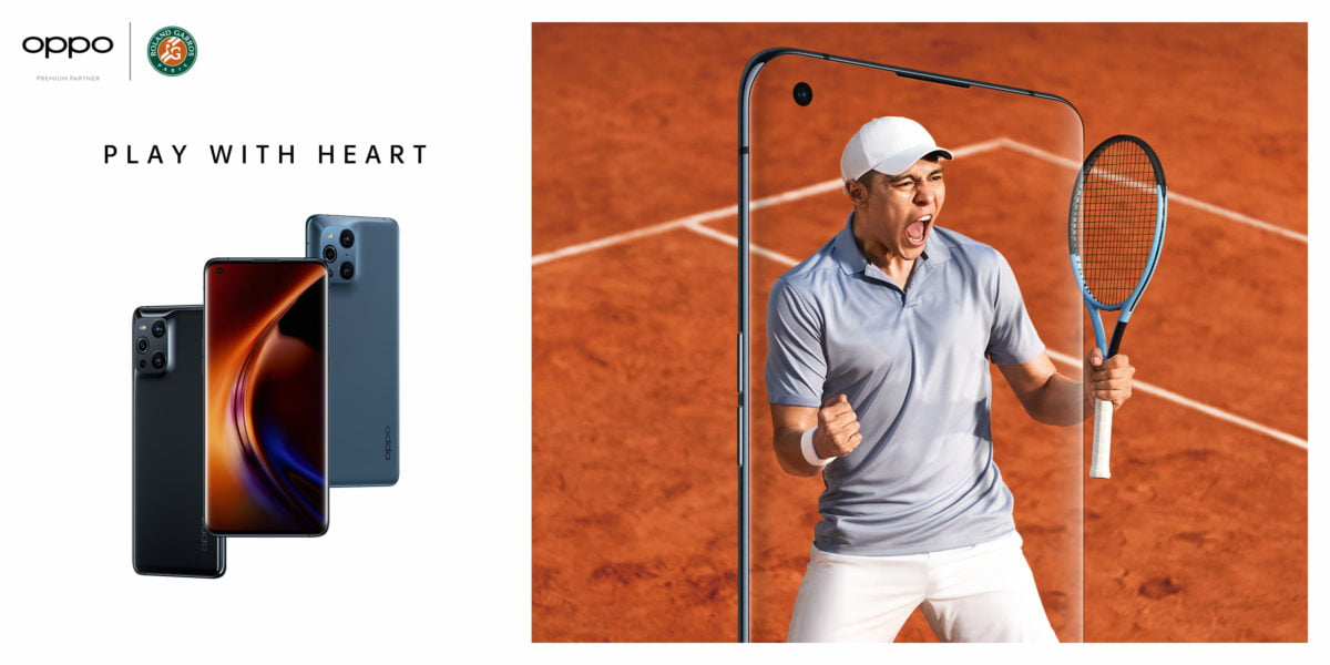 OPPO Roland Garros 2