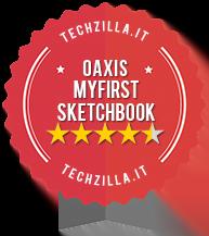 Badge Myfirst Sketchbook