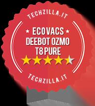 Badge Ecovacs Deebot T8 Pure