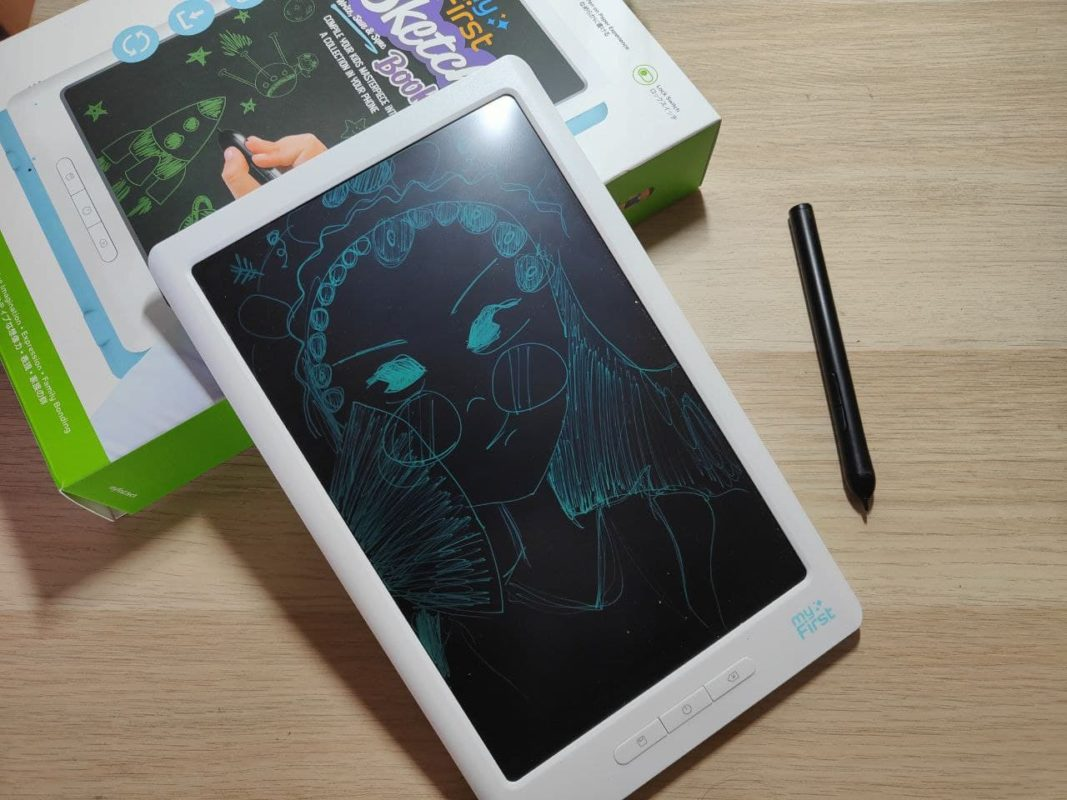 my first sketchbook 7