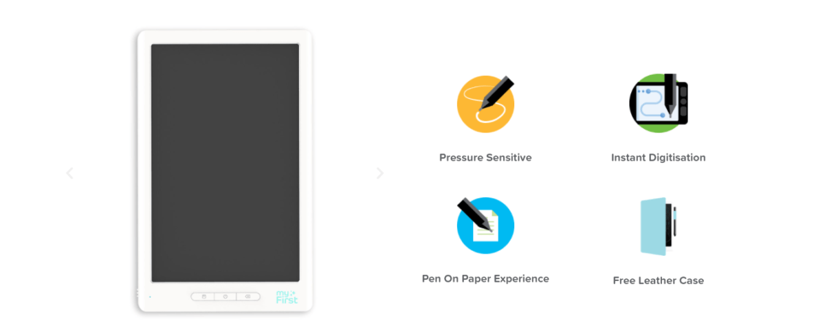 recensione myfirst tablet