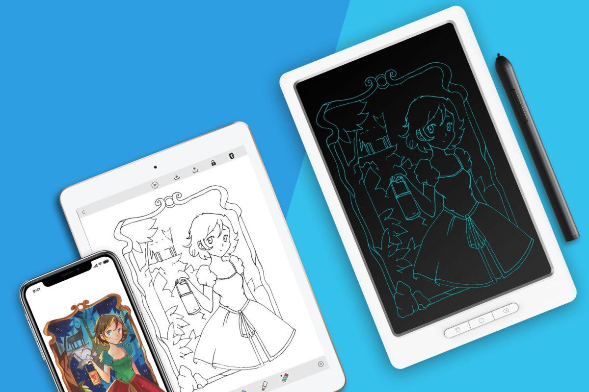 sketch book iphone ipad 1