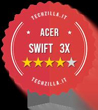 Badge Acer Swift 3x