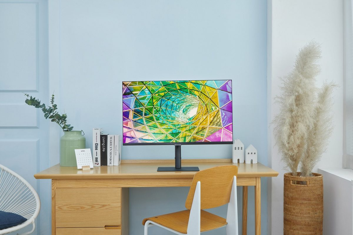 Photo Samsung Launches New High Resolution 2021 Monitor Lineup 2 LOW