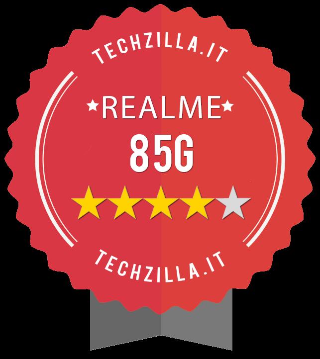 Badge Realme 8 5G