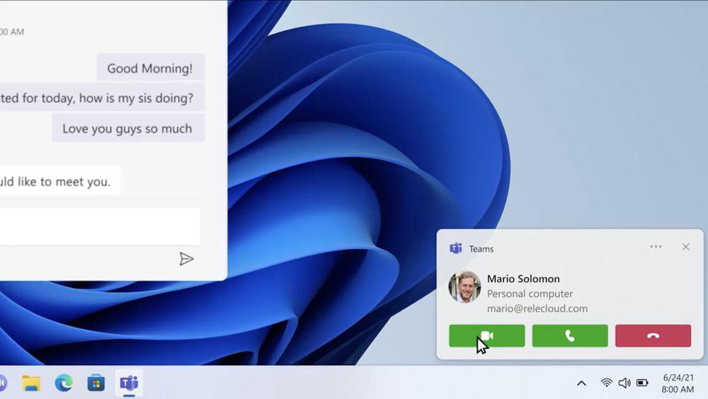 notification windows11