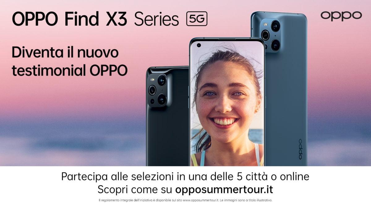 ooppo summer tour 1