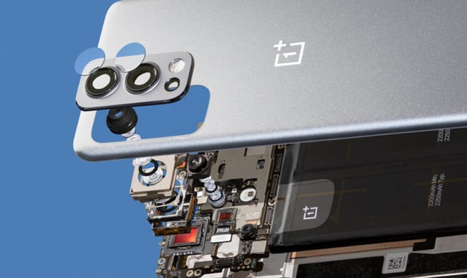OnePlus Nord 2 5G fotocamera