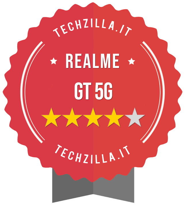 Badge Realme GT 5G