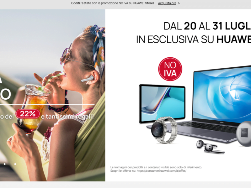 summer campaign huawei