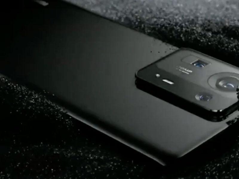 Xiaomi Mi MIX 4 ricarica wireless