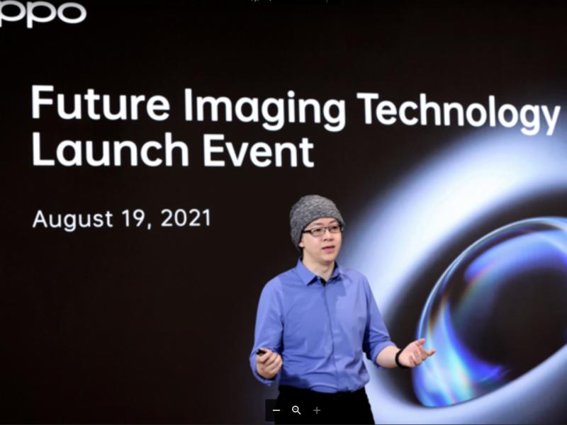 OPPO Imaging Director Simon Liu 1 3