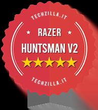 Badge Nuova Razer Huntsman V2