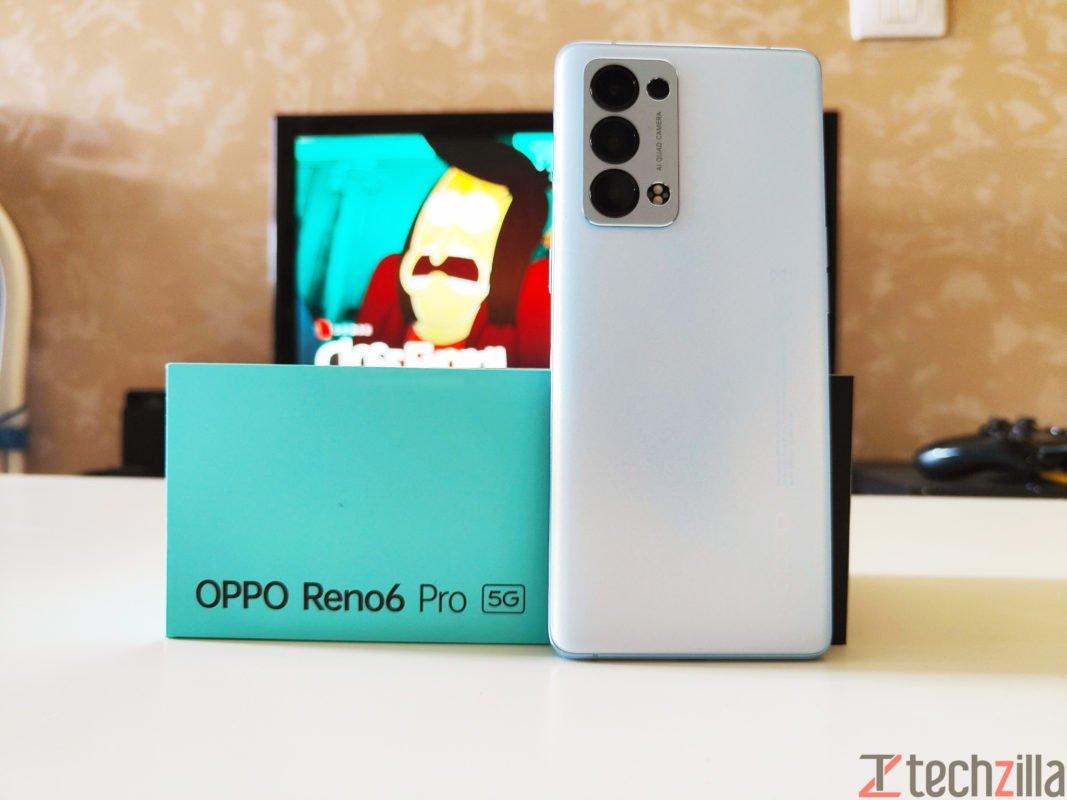 Recensione Oppo Reno 6 33
