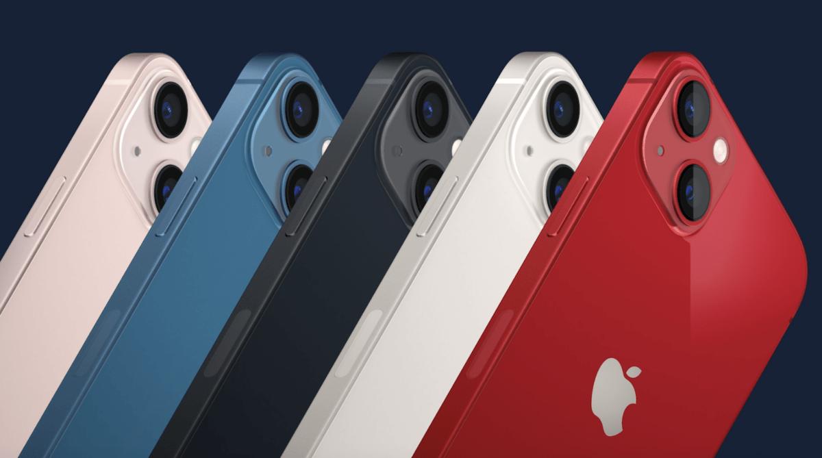 iPhone 13 e iPhone 13 Mini Fotocamera