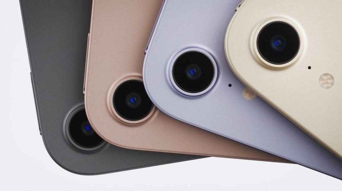 Fotocamera iPad Mini 6° generazione
